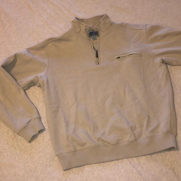 Sweaters - Quarter-zip sweater